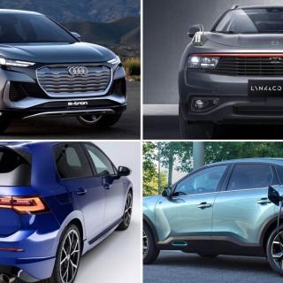 Historiska milstolpen: Volvo omkörd av Volkswagens elbil