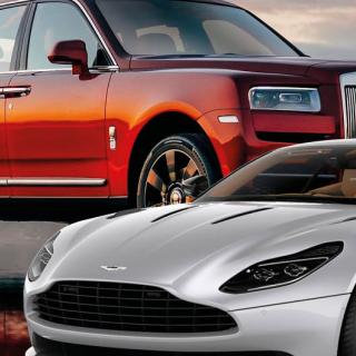 Rolls-Royce visar framtiden