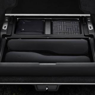 Rolls-Royce nya drinkpaket räcker för hela jaktlaget