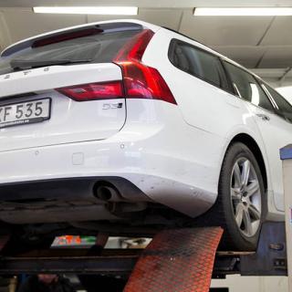 Volvos SPA-plattform har betydligt sämre rostskydd än tidigare plattformar.