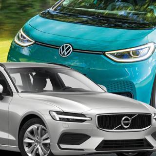 Trots tuffa starten – Volvo levererar ny rekordsiffra