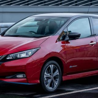 Nissan E-NV200 Evalia – rapport från provkörningen
