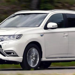 Rosttest: Mitsubishi Outlander PHEV (2019)