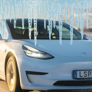 Tesla Model S säkrast i krocktest