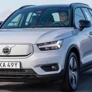 Rosttest: BMW X1, Ford Kuga, Kia XCeed, Peugeot 3008, Volvo XC40 (2020)