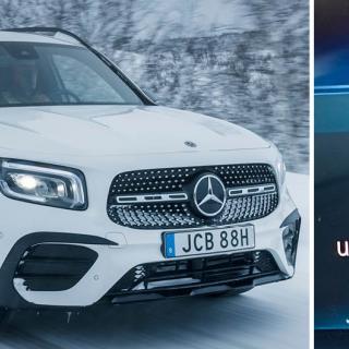 Långtest: Mercedes GLB ger mycket suv för pengarna
