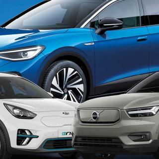 Bilförsäljningen rusar mer än 50 procent – elbilarna backar
