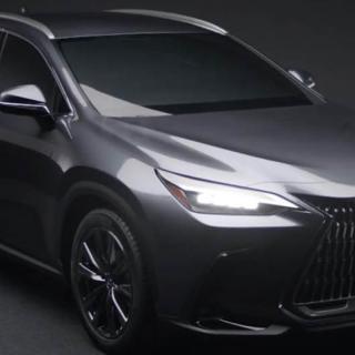 Lexus LF-Z visar vägen till elektrisk framtid