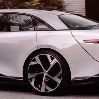 Lucid Motors vill bygga en halv miljon bilar per år – om nio år