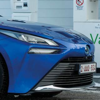 Toyotas bilar pålitligast