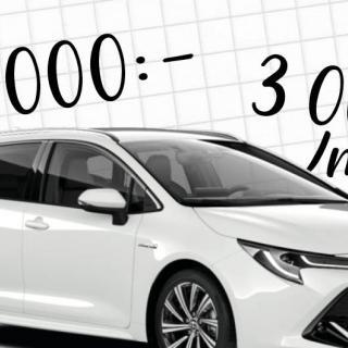 Bilfrågan: Finns billigare leasing av elbil?