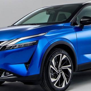 Begagnat: Nissan Qashqai (2013–2019)