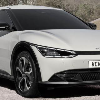 Officiell: Kia EV6