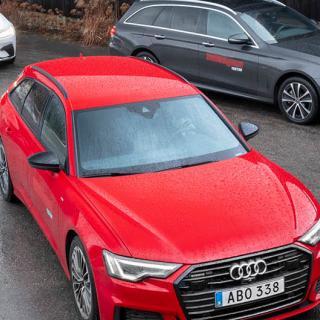 Audi A6 Allroad ger skäl för sitt namn
