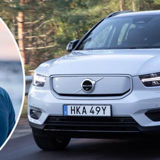 Volvos besked att erbjuda året runt-däck som standard till de nya elbilarna är obegripligt, enligt Vi Bilägares däckexpert Nils Svärd.