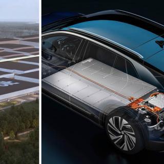 Northvolt och Volvo i samarbete – ska testa återvunna batterier