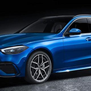 Mercedes förnyar C-klass Coupé och Cabriolet