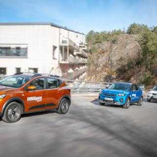Euro NCAP sågar Dacia – får två stjärnor i test