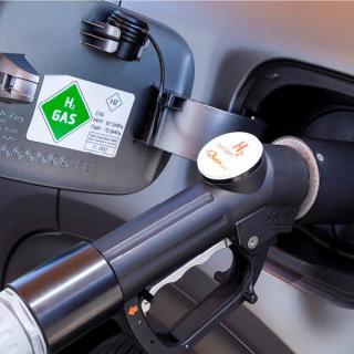 BMW X5 kommer med vätgasdrift 2022
