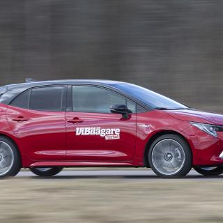 Begtest: Toyota Corolla