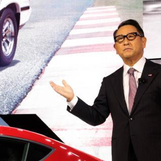 Toyotas nya idé: Förbränningsmotor som körs på vätgas