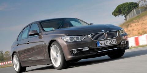 Frågeställaren har en BMW 3-serie från 2014 och undrar om det går att höja bilen mekaniskt eller eftermontera luftfjädring.