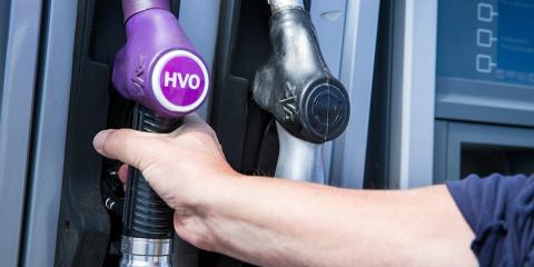 Vad händer om man tankar HVO100 i en äldre Volvo?