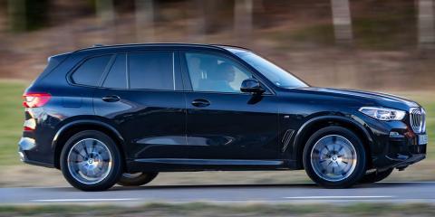 Mercedes vision: automatisk budbil