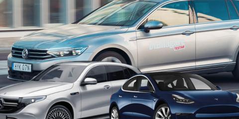 Nya bonus/malus 2021: Räkna själv – så hög blir fordonsskatten eller bonusen