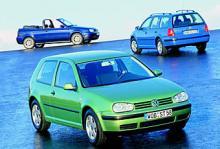 Rosttest: Volkswagen Golf 1.6 (2000)