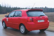 Biltest: Toyota Corolla