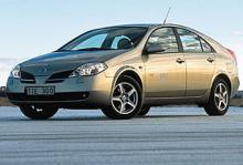 Rosttest: Nissan Primera 1,8 Acenta kombi (2002)