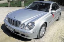 Rosttest: Mercedes E 240 (2002)