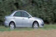 Rosttest: Mazda6 1,8 sedan (2002)