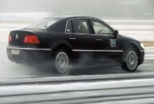 Rosttest: Volkswagen Phaeton (2002)
