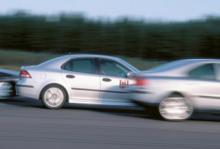 Rosttest: Saab 9-3 2.0T (2002)