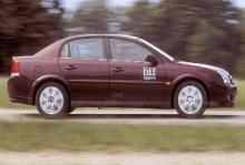 Rosttest: Opel Vectra (2002)