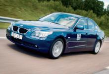 Biltest: BMW 520i