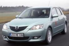 Biltest: Mazda3