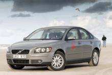 Biltest: Volvo S40