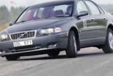Biltest: Volvo S80 T6 FOUR-C