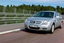 Rosttest: Opel Signum 2,2 (2003)