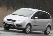 Biltest: Ford C-Max