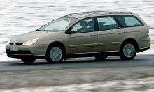 Biltest: Volvo V70, Citroën C5
