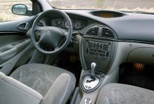 Interiör: Citroën