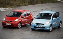 Rosttest: Toyota Aygo+ (2005)