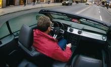 Biltest: Ford Mustang V6 Convertible