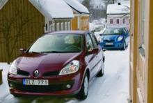 Biltest: Renault Clio, Toyota Yaris