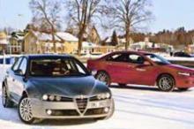 Ljustest: Alfa Romeo 159 2,2 JTS