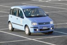 Fiat Panda  - en parkeringsdröm